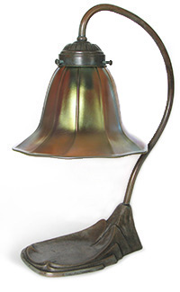 Coral Bell Lamp