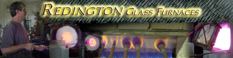 Redington iridescent glass